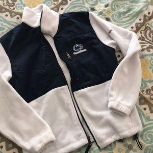 Columbia Penn State fleece